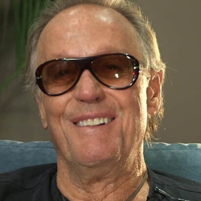 Peter Fonda Issues Apology for Making Extreme Statement About Donald Trump's Son