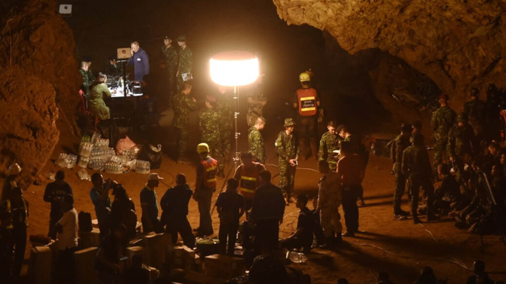 Thai Cave Rescue of a Soccer team is Making Headlines!